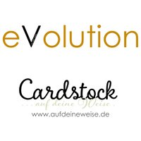 EVOLUTION! Cardstock